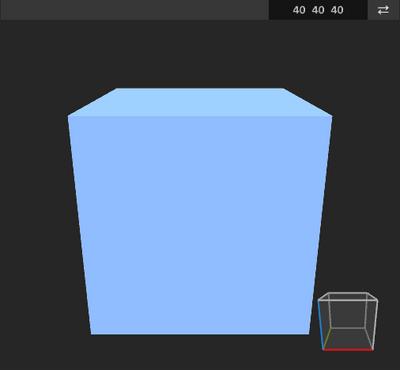 Interface 0.99.5a panel-model window