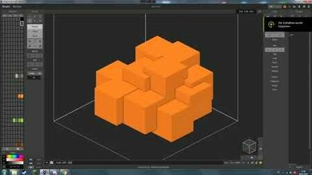 How to make voxel trees 2