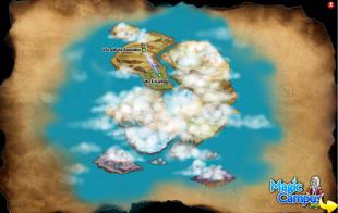 Mapa mundo (2° parte)