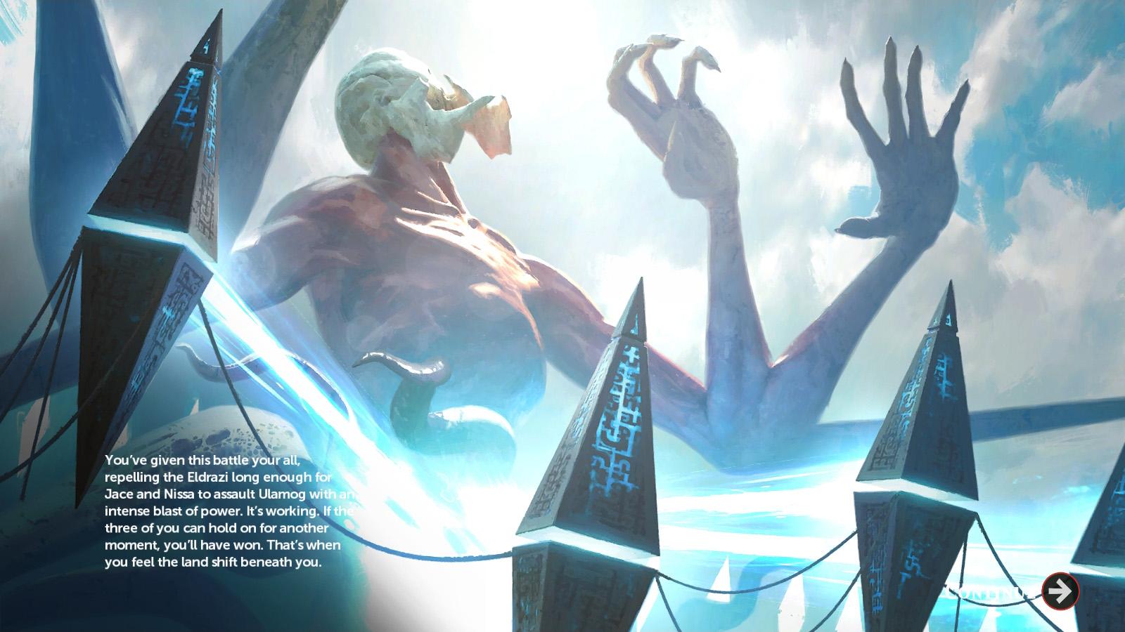 Battle For Zendikar Mission 5 Magic Duels Wikia Fandom