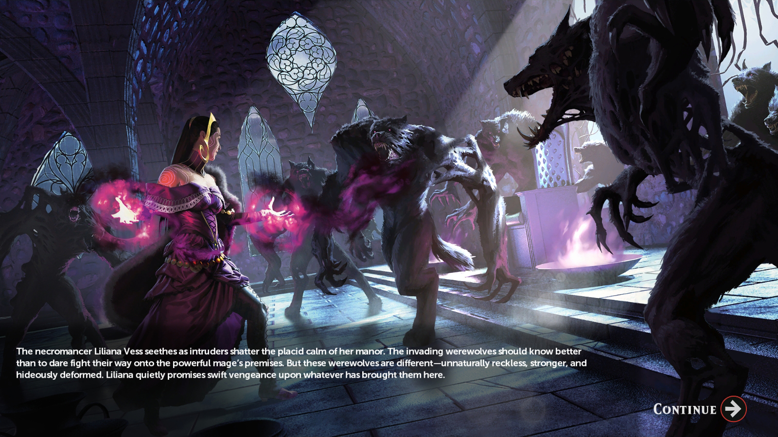 Eldritch moon mission 2 magic duels wikia fandom - Eldritch wallpaper ...