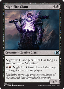 Nightfire Giant