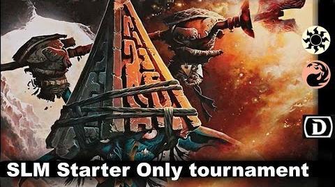 SLM Starter Only tournament r1