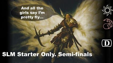 Magic Duels SLM Starter Only Tournament. Semi-finals