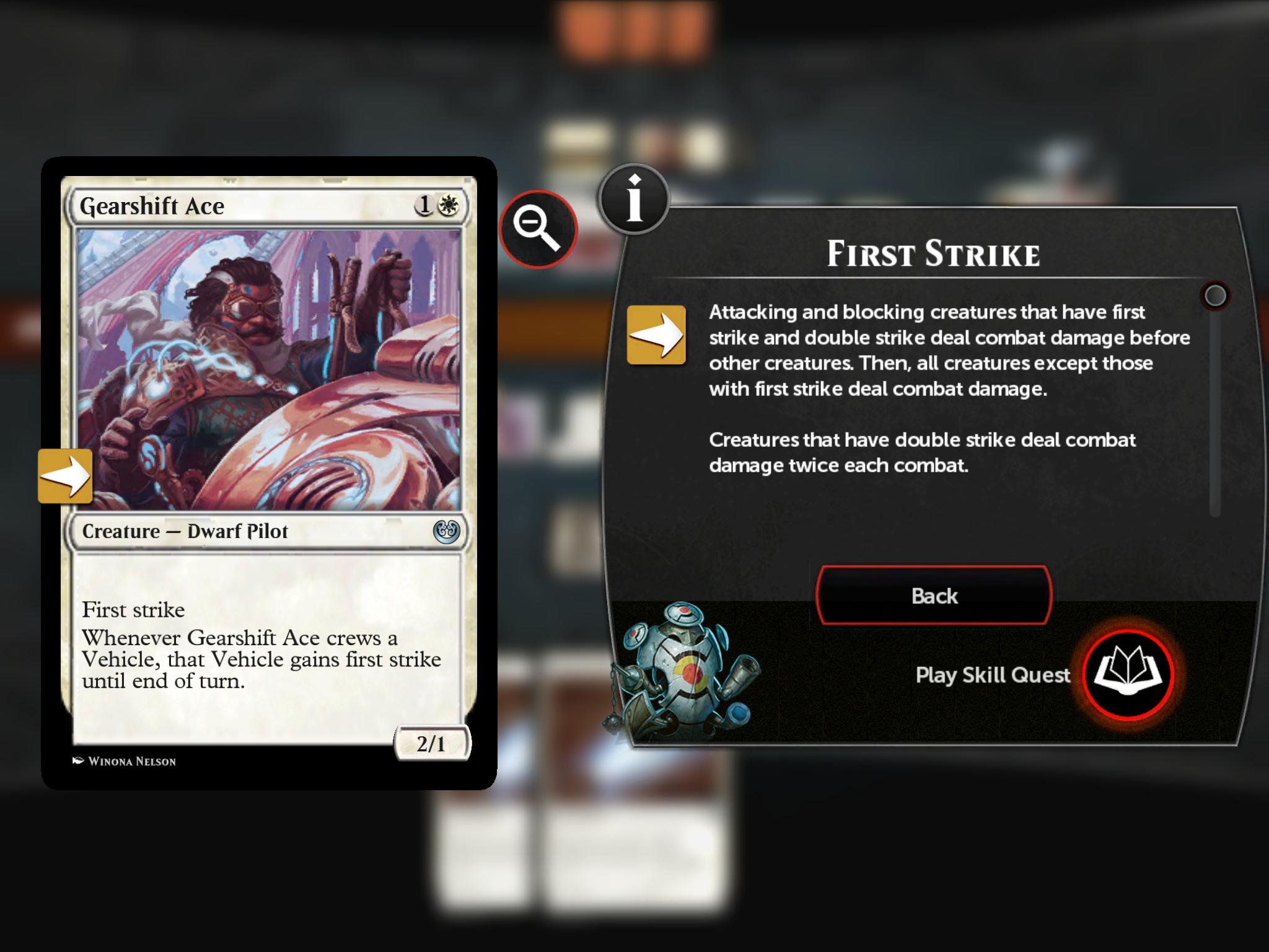 First Strike Magic Duels Wikia Fandom