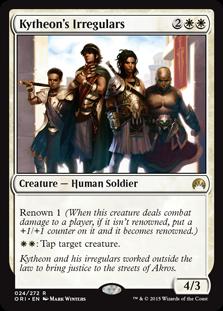 Kytheon's Irregulars