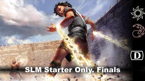 Magic Duels SLM Starter Only Tournament. Finals