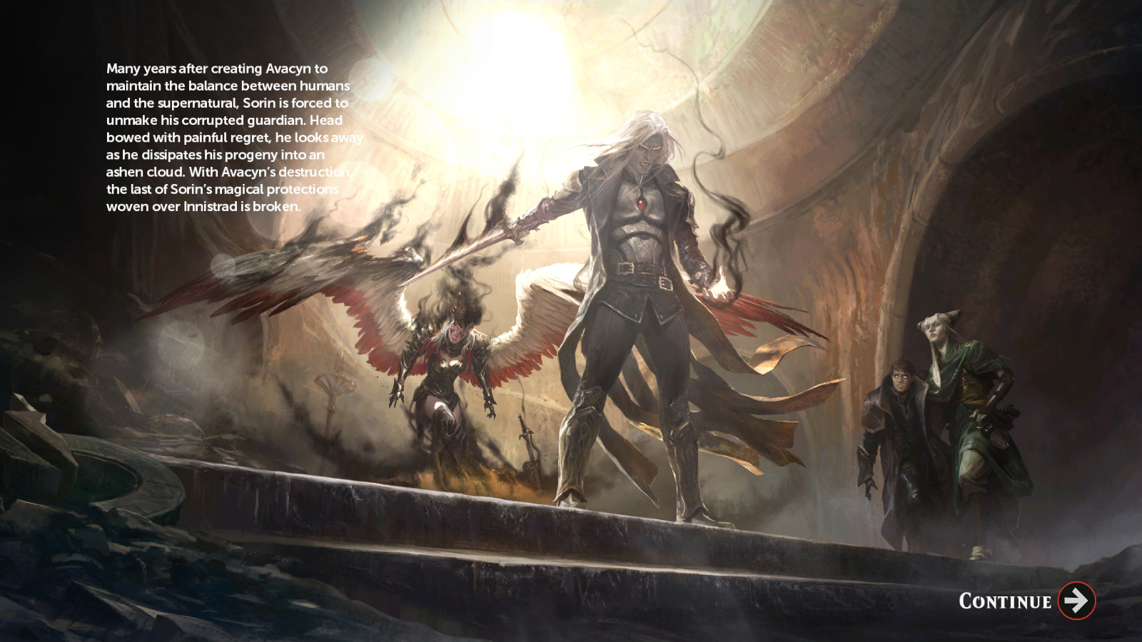 Image - SOI m6 v.jpg | Magic Duels Wikia | FANDOM powered ... Planeswalker Starter Decks
