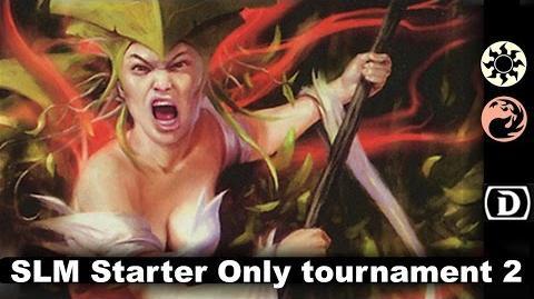 SLM Starter Only tournament r2