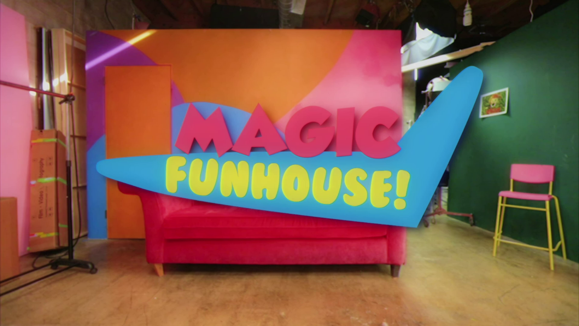 Season 1   Magic Funhouse Wiki   FANDOM powered by Wikia