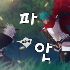 |Enzu's training with Matthew