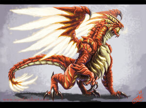 FlameBusterDragon