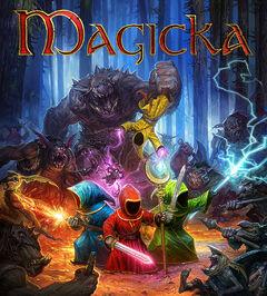 Magicka Cover Art