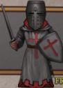 Crusauder Robe