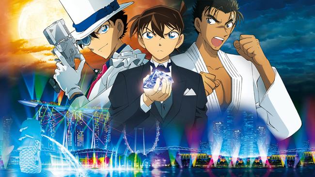 Magic Kaito - Anime