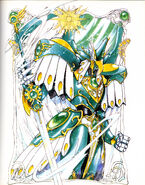 MAGIC KNIGHT RAYEARTH 16