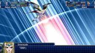 Super Robot Wars T - Rune God Emeraude Attack