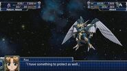 Super Robot Wars T - Wind God Windam Attacks