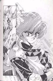 Ferio manga
