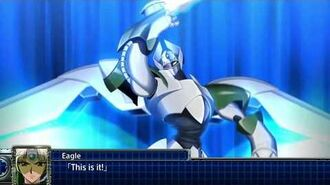 Super Robot Wars T - FTO Attacks
