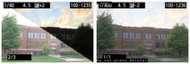Compare and hdr