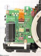 Canon 1300D power pcb