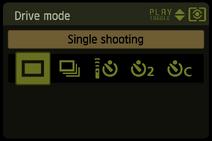 Dialog DriveMode
