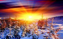 Зимнее солнцестояние-0