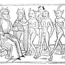 Соломон и демоны