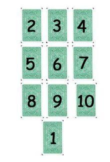 Расклад на 10 карт
