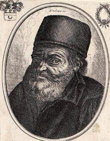 Портрет Фламеля