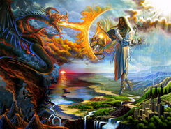 Светлые и темные божества