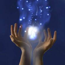 Энергия в руках