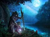 Законы магии друидов