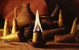 Травные свечи