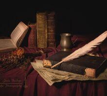 Книга и рукопись