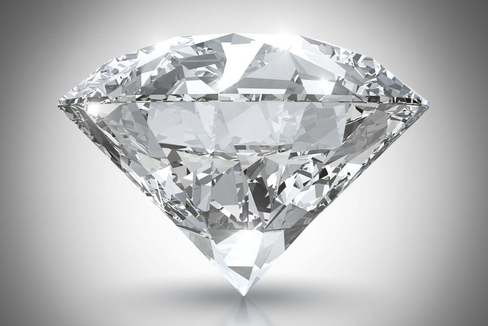 Картинка с алмазиком