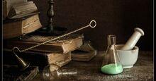Инструменты алхимика