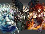 Классификация демонов по Пселлу