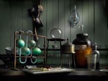 Алхимические инструменты