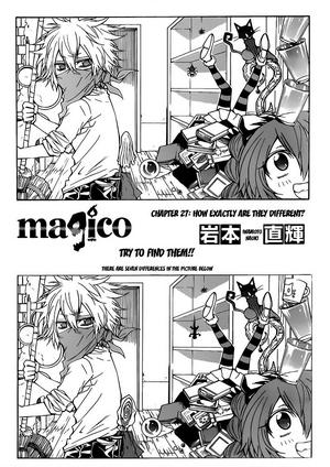Magico 27