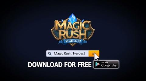 Magic Rush Official Trailer