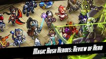 MAGIC RUSH HEROES IMAGES