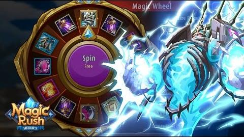 Magic Rush Heroes Lucky Wheel Event - Vortex - FULL Review + Gameplay