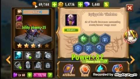Magic Rush Heroes Alma Upgrading Review