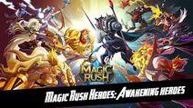 Magic Rush Heroes Uther Awakening