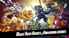 Magic Rush Heroes Uther Awakening