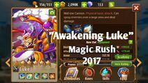 Awakened Luke (Spotlight)
