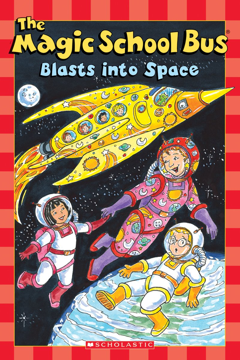The Magic School Bus Blasts into Space | The Magic School