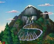 Captain Walker mountain